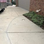 Driveway Concrete Leveling in Durham, North Carolina