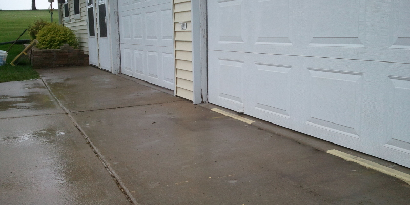 Fix Cement Driveway in Raleigh, North Carolina