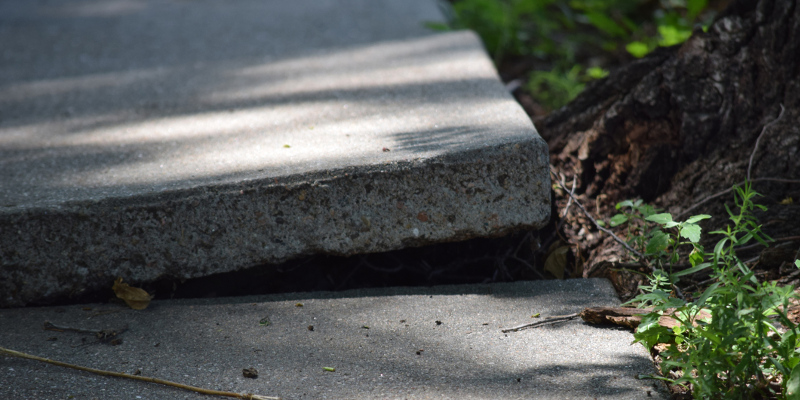 How to Fix Uneven Concrete in Raleigh, North Carolina
