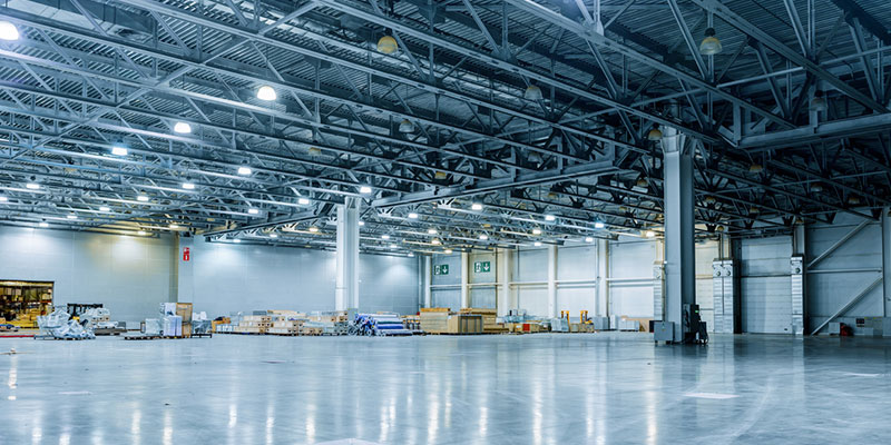 The danger of ignoring problems with storage floors
