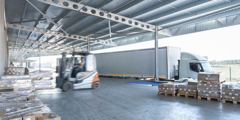 The importance of prompt repair of loading docks